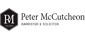 Peter McCutcheon Barrister and Solicitor